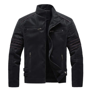 Drifter leather jacket
