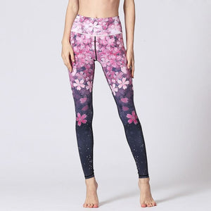 Fairy flower leggings - M - Pants