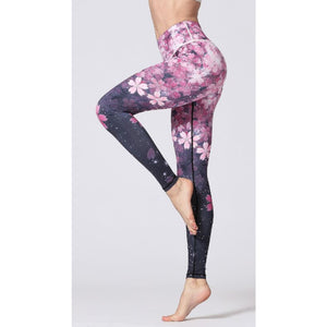 Fairy flower leggings - S - Pants
