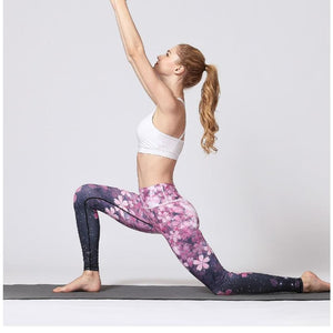 Fairy flower leggings - XL - Pants