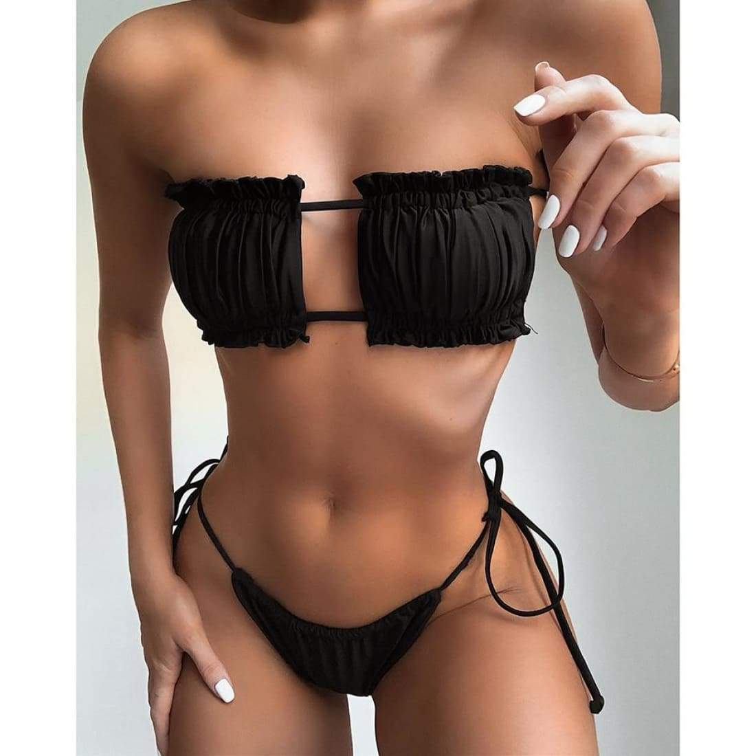Ocean waves bikini - swimsuit swimsuits bikini bikinis bathing suit bathing suits swimwear swimming suits