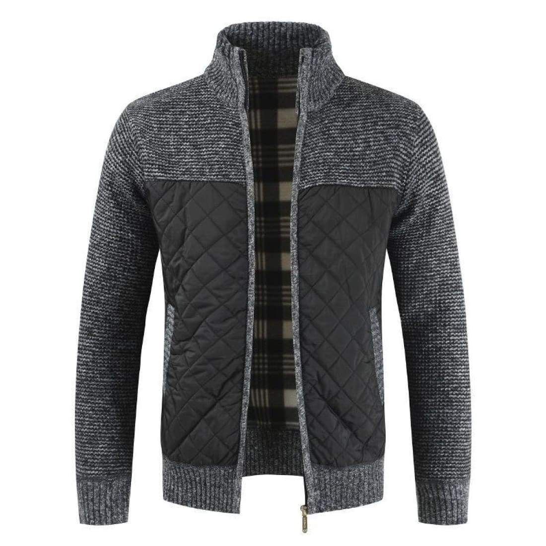 Weston spring jacket - Gray / XS