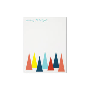 Merry & Bright Notepad