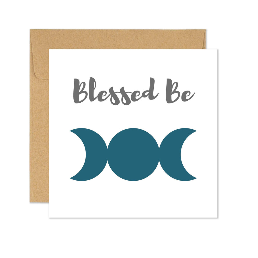 Blessed Be - FILL Card