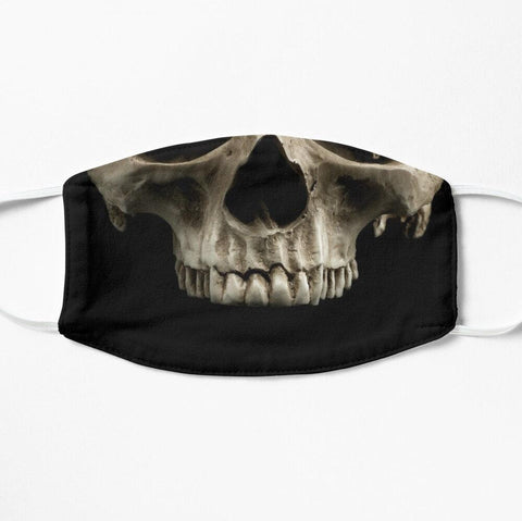 Skeleton jaw face mask