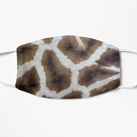 Giraffe Face Mask Cover