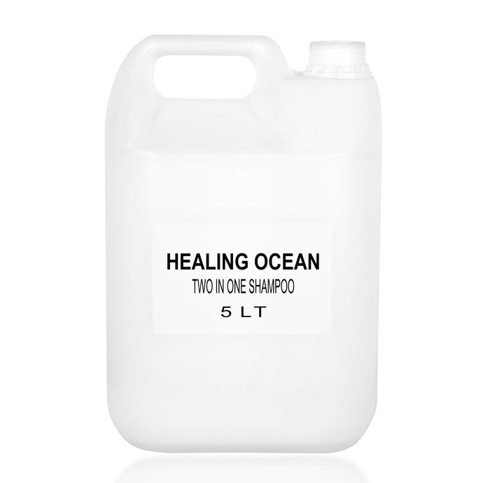 healing ocean two in one conditioning shampoo 5l bulk refill