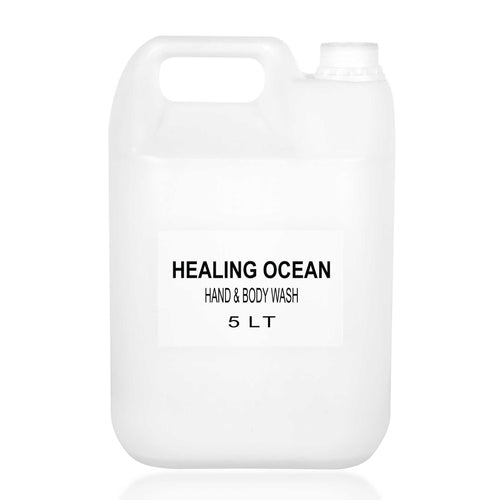 healing ocean hand and body wash 5l bulk refill