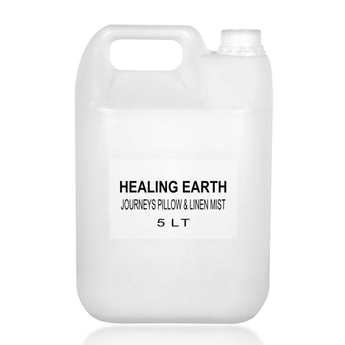 healing journeys pillow & linen mist spray 5l bulk refill