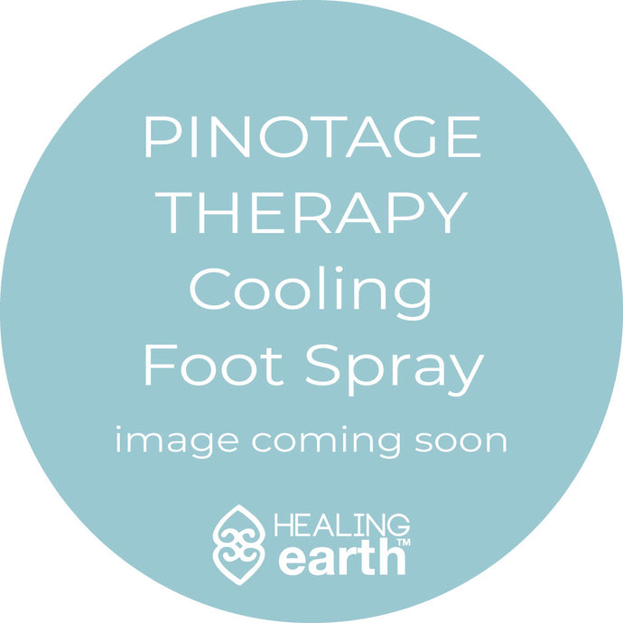 Pinotage Therapy Cooling Foot Spray