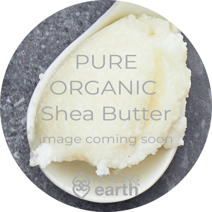 Pure Organic Shea Butter, 500 ml