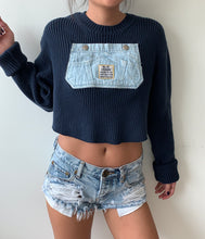 Load image into Gallery viewer, Cropped Sweater