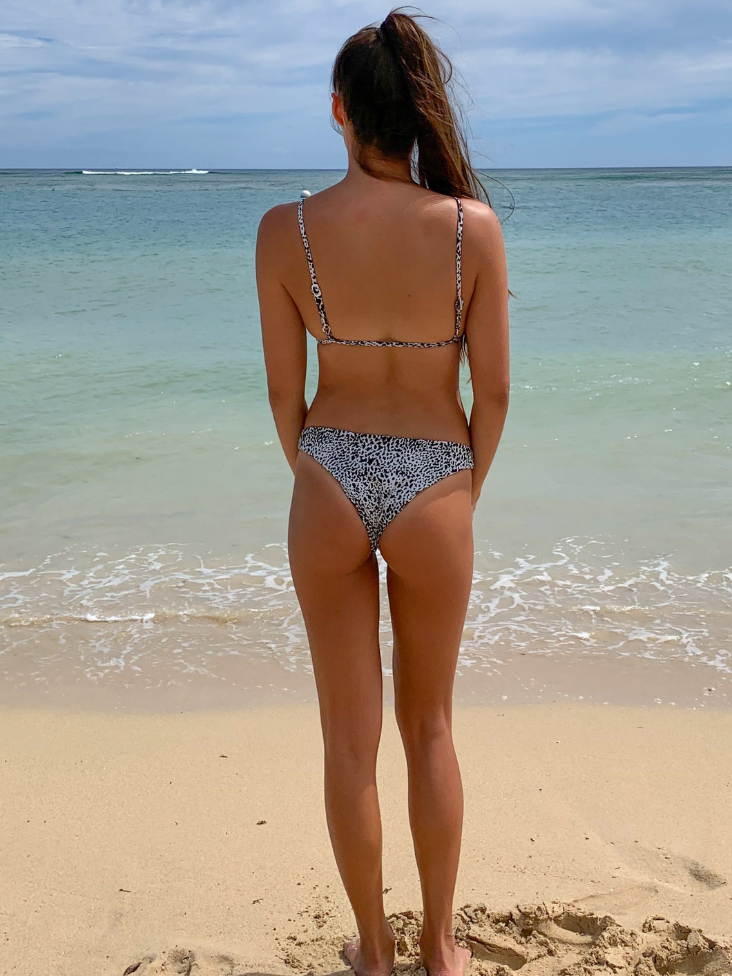 Stone Fox Swim Malibu Bottoms