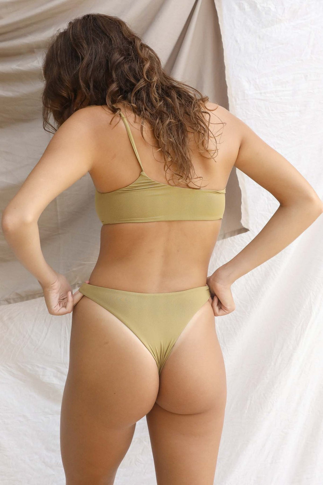 Toast Swim Signature Skimpy Bottoms