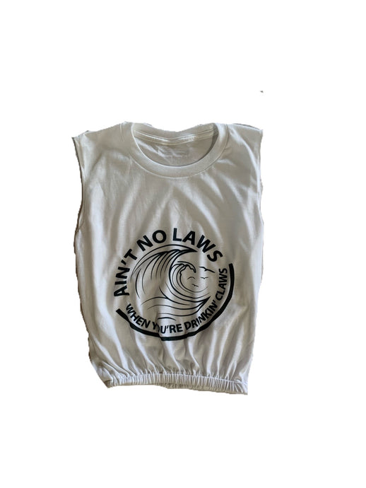 W. Claws Muscle Tank