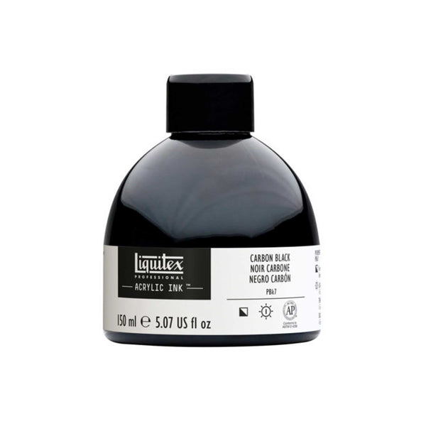 ACRYLIC INK 150ML, MUSTA