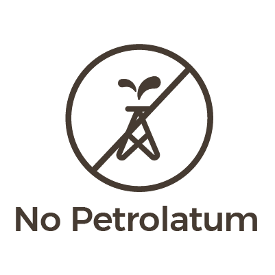 No Petrolatum