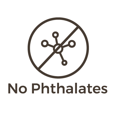 No Phthalates