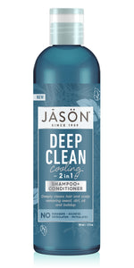 Deep Clean Cooling  2-in-1 Shampoo + Conditioner