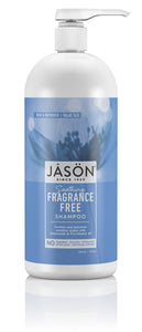 Soothing Fragrance Free Shampoo