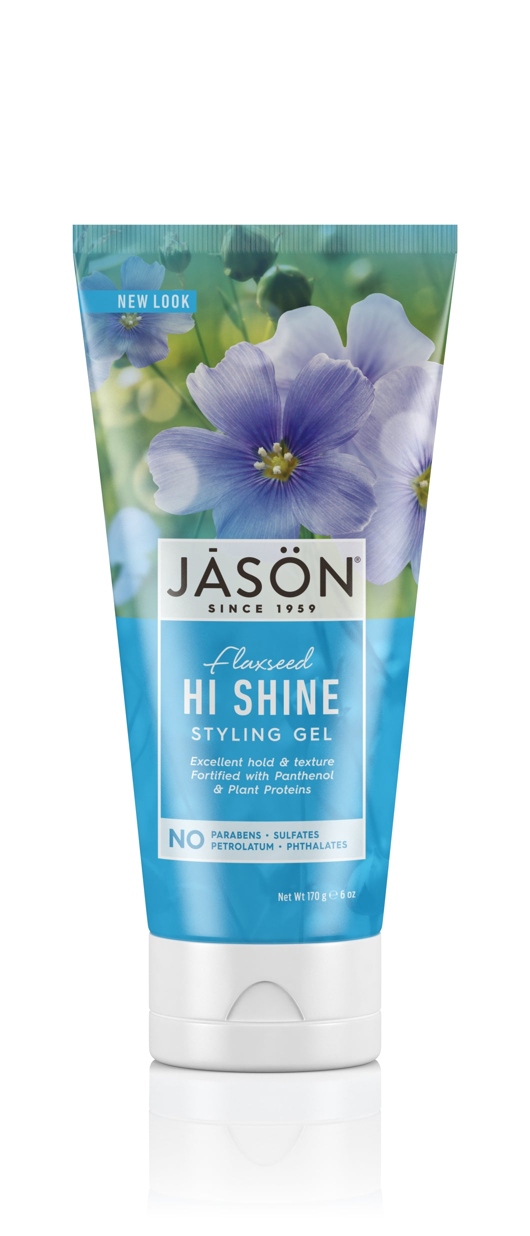Flaxseed Hi Shine Styling Gel