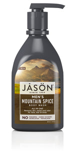 Men's ALL-IN-ONE Mountain Spice Body Wash