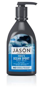 Men's ALL-IN-ONE Ocean Sport Body Wash