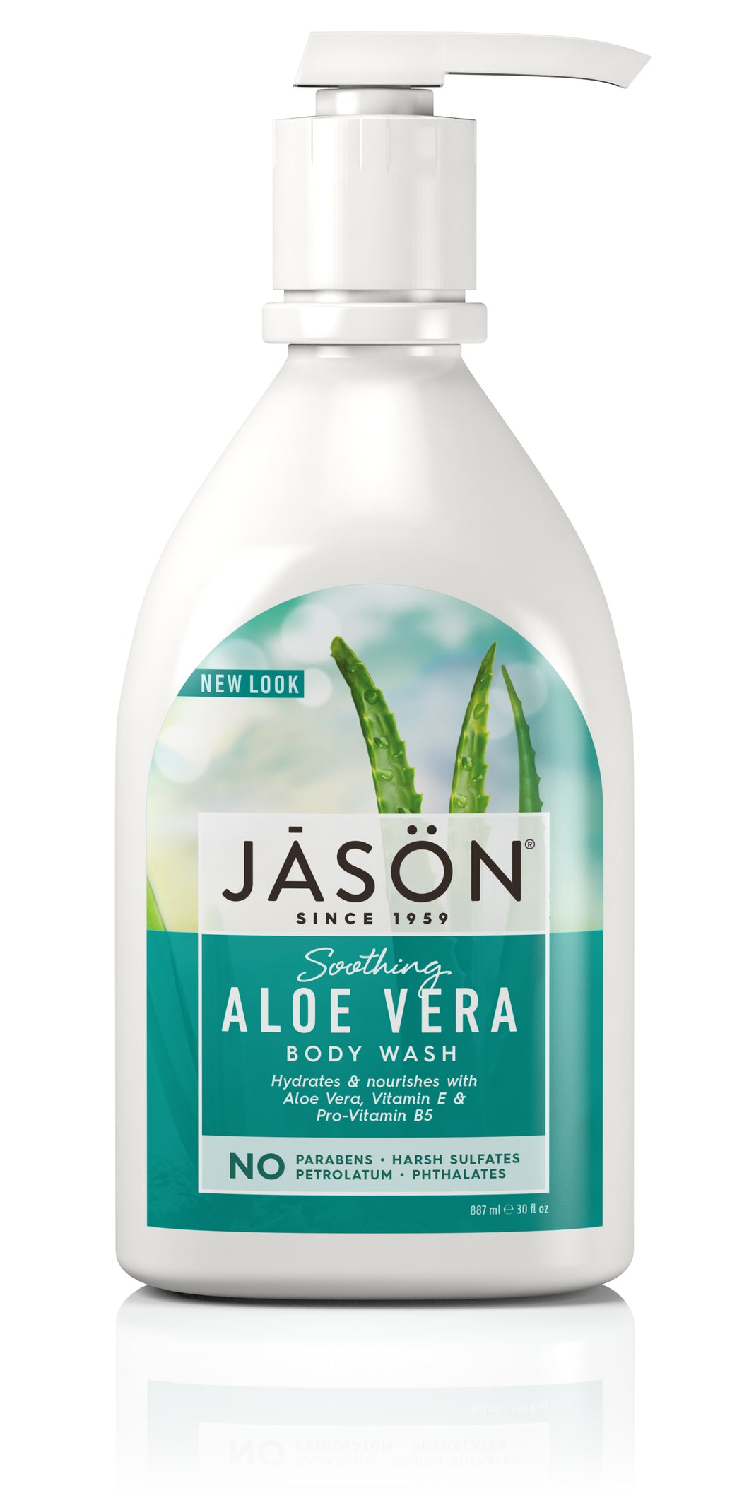 Soothing Aloe Vera Body Wash