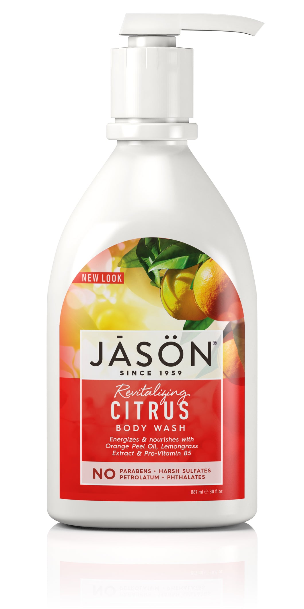 Revitalizing Citrus Body Wash