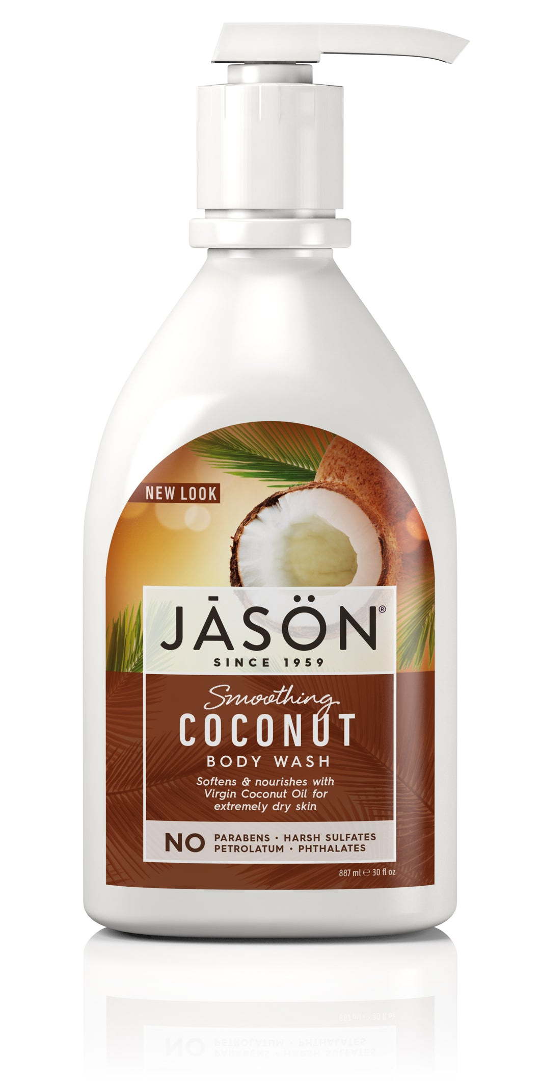 Smoothing Coconut Body Wash