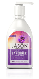 Calming Lavender Body Wash