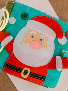 Christmas Limited Edition Busybook