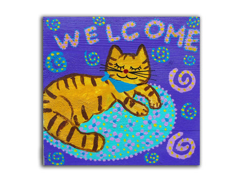 Welcome - Sarman Kedi