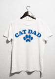 Erkek T-shirt - Cat Dad