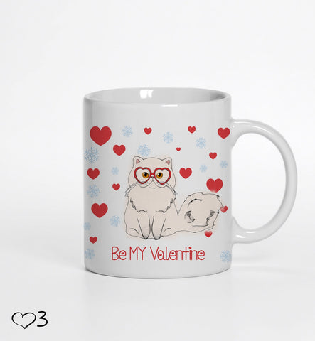 Be My Valentine - Kupa