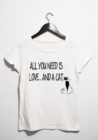 T-shirt - All You Need..
