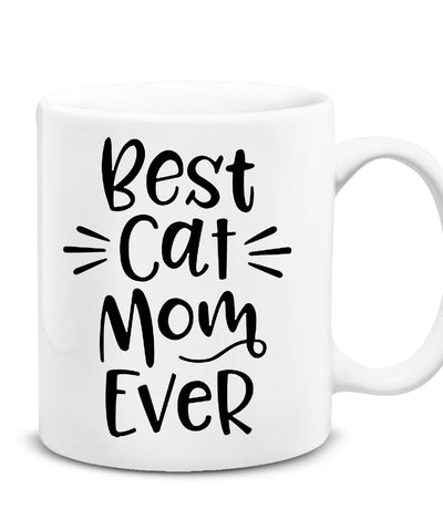 Best Cat Mom Ever - Kupa