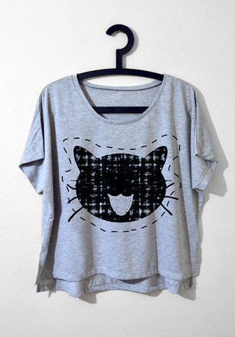 T-shirt - Cat Sew