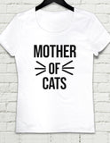 T-shirt - Mother of Cats