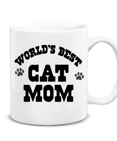 World's Best Cat Mom - Kupa