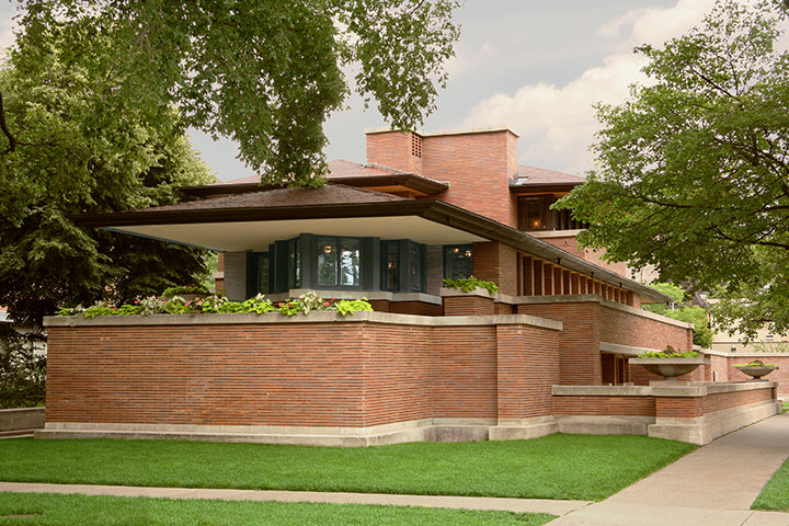 Note Card - Photo Robie House