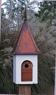French Villa  - Birdhouse.