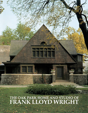 Oak Park Home & Studio of Frank Lloyd Wright