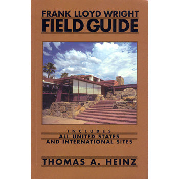 Frank Lloyd Wright Field Guide-Heinz