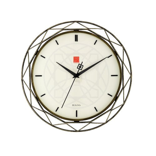 Luxfer Prism Clock