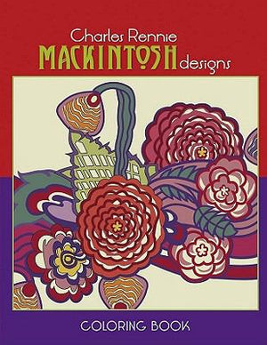 Coloring Book-Mackintosh