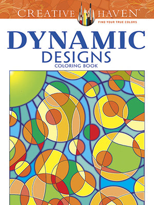 Coloring Book-Dynamic Designs