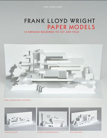 Frank Lloyd Wright Paper Models