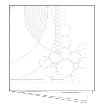 Cocktail Napkins-March Balloons 20/pk