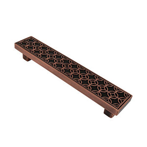 Luxfer Drawer Pull, Copper